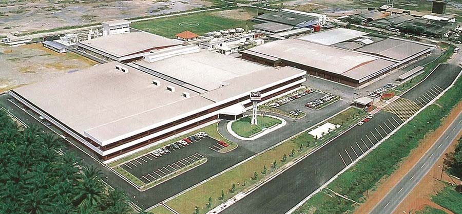 Fujitsu Batu Pahat Factory Renovation (1989)