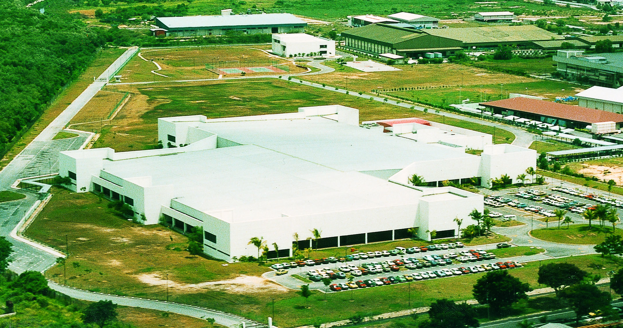 Hewlett Packard Penang Factory(1985)