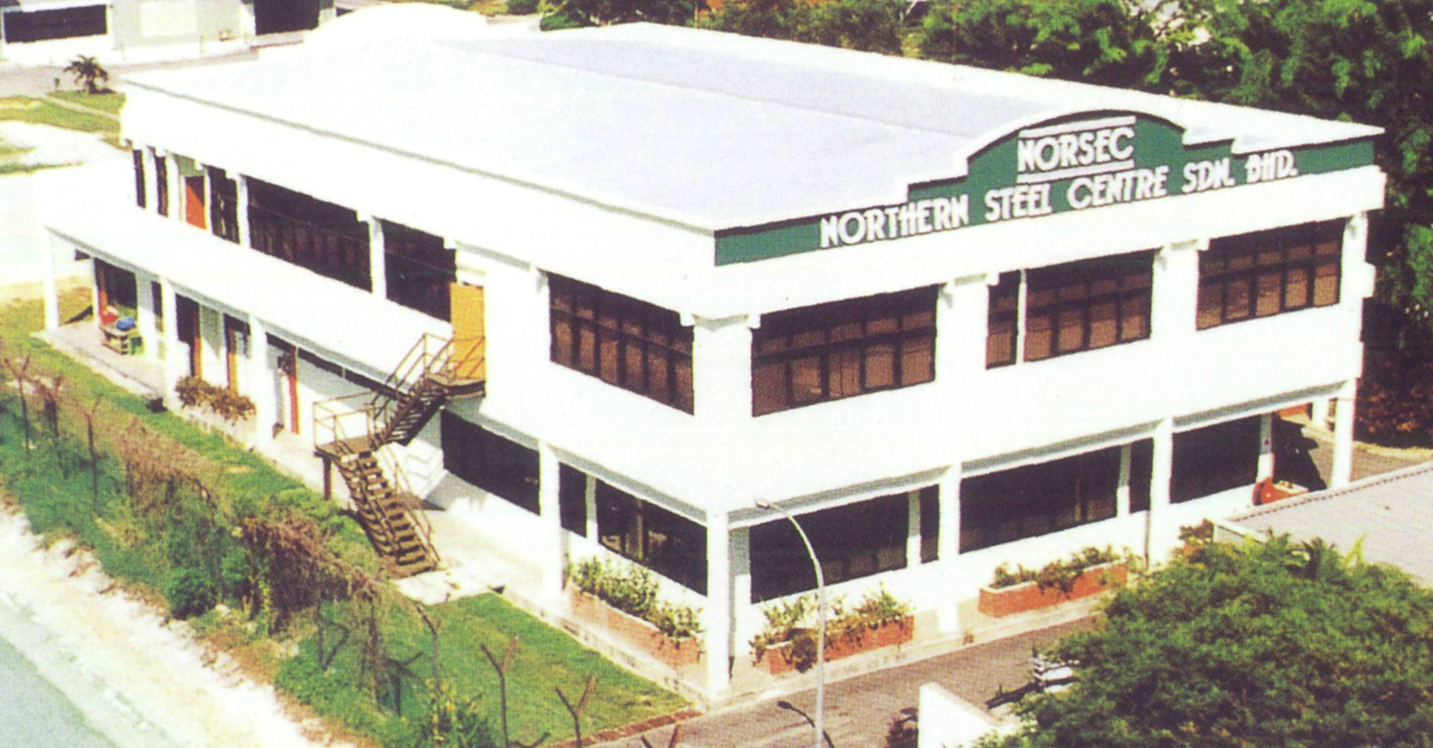 Northern Steel Office & Factory (1994)
