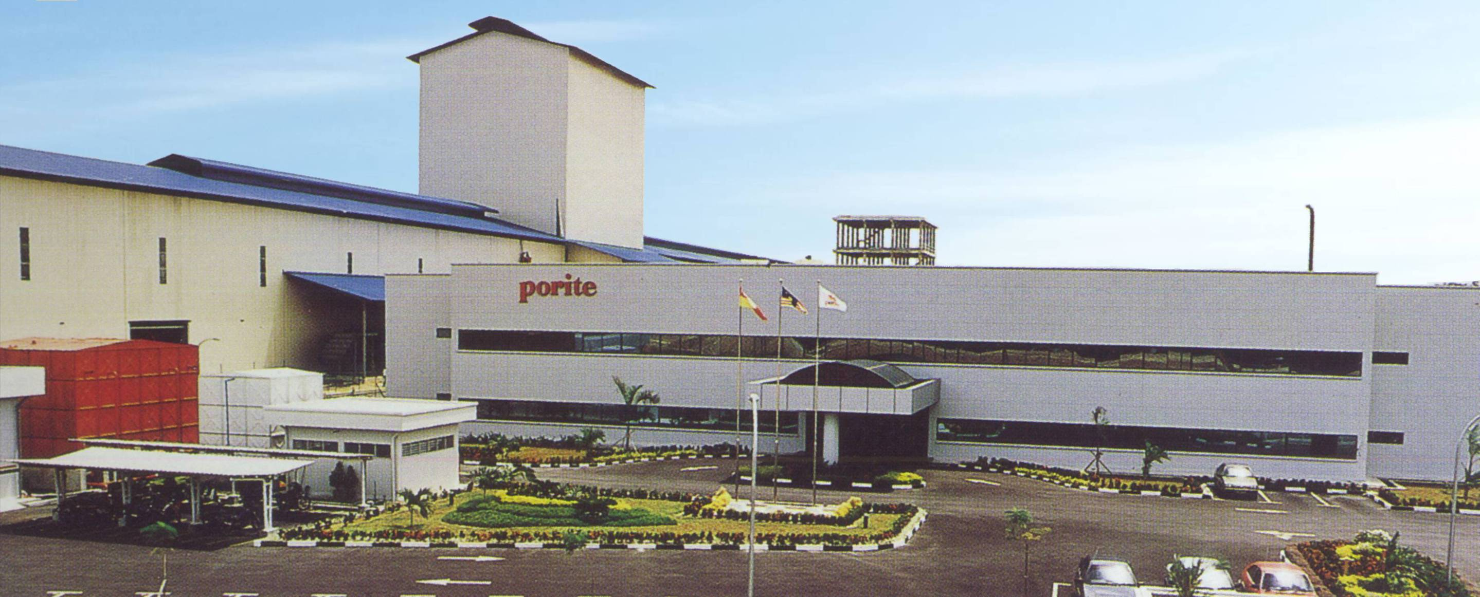 PORITE Factory Phase 3 (1998)